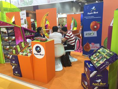 Fruit logistica Asie 1