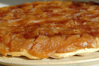 la tarte tatin pommes