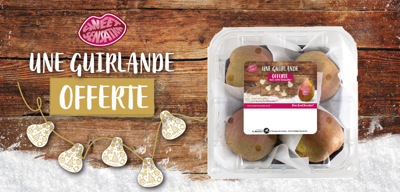 Guirlande Sweet Sensation