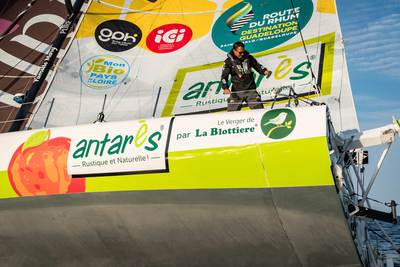 Romain Route du Rhum