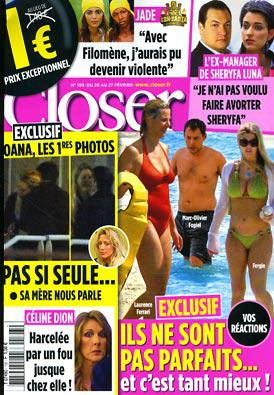 Couverture closer